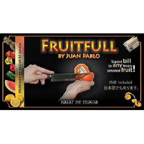 FRUITFULL - DVD + GIMMICK