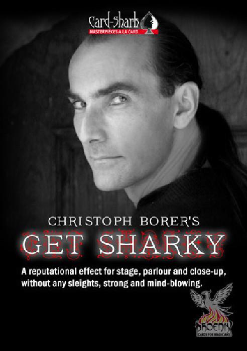 GET SHARKY - CHRISTOPH BORER (POKER...