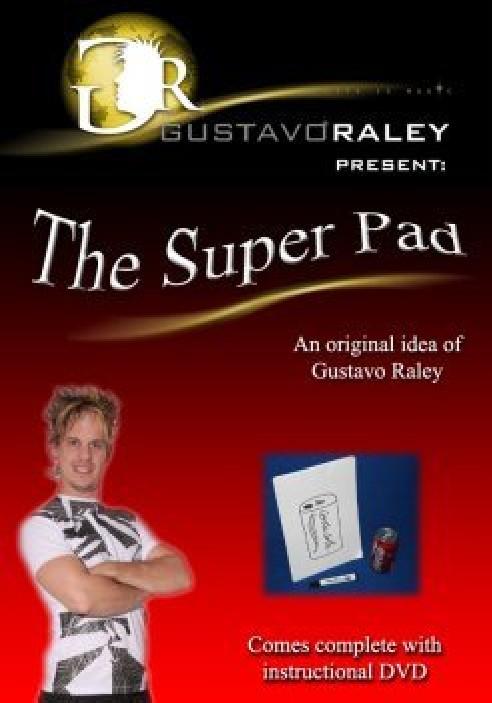 SUPER PAD + DVD (GUSTAVO RALEY)