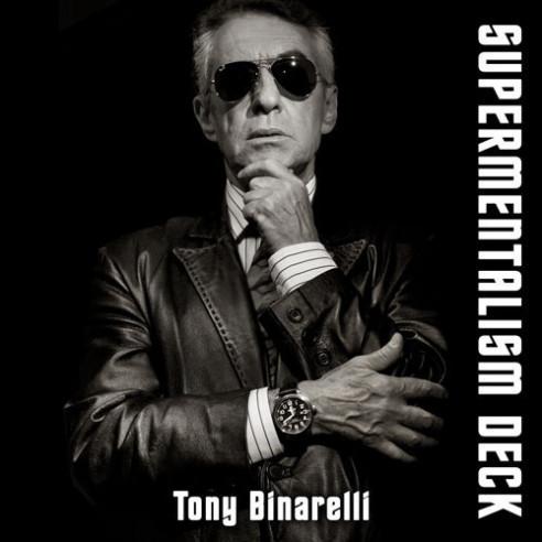 BARAJA SUPER MENTALISTA - TONY BINARELLI