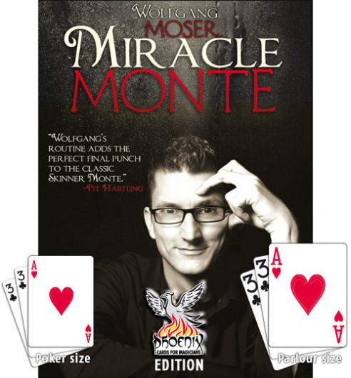 MOSER MIRACLE MONTE (PARLOUR PHOENIX)