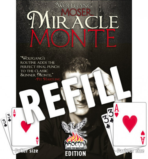 RECAMBIOS PARLOUR - MOSER MIRACLE MONTE