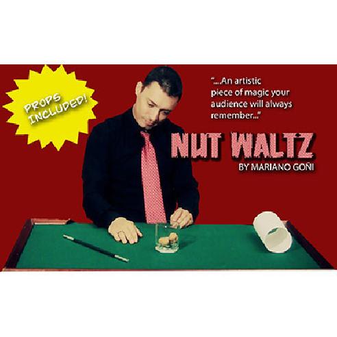 NUT WALTZ - DVD + GIMMICKS (MARIANO...