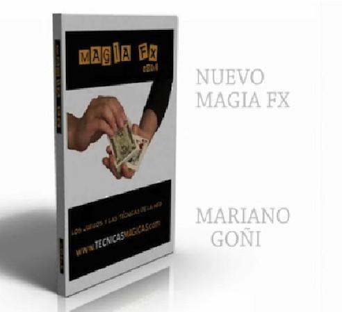 MAGIA FX - MARIANO GOÑI