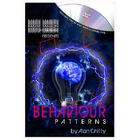 BEHAVIOR PATTERNS (DVD + ACCESORIOS)