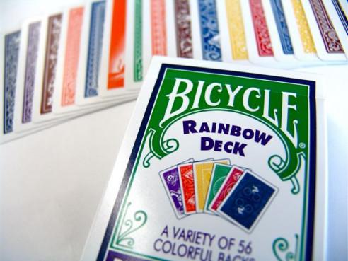 BARAJA ARCOIRIS - BICYCLE