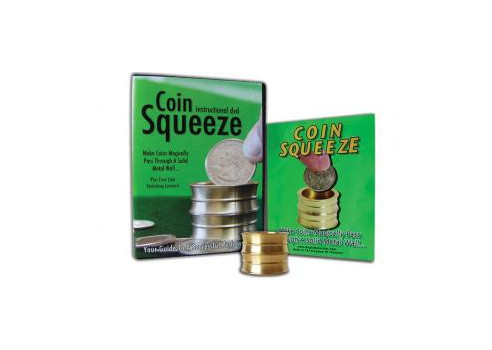 COIN SQUEEZE + DVD