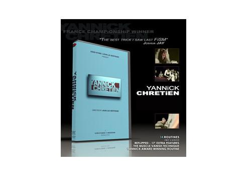 YANNICK CHRETIEN - DVD