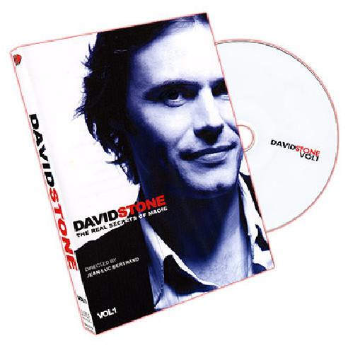 DAVID STONE, REAL SECRETS OF MAGIC 1...