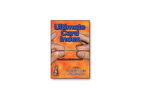 CLASIFICADOR DE CARTAS - ULTRA FINO