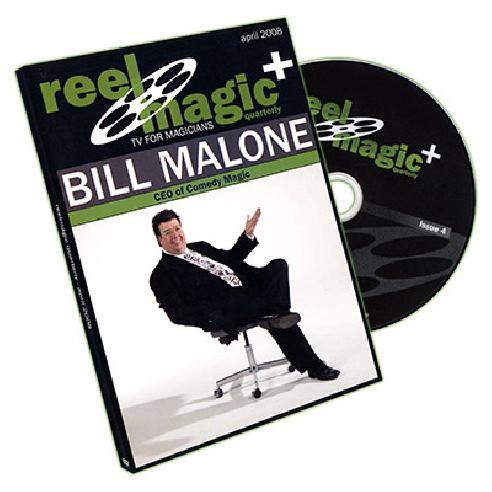 REEL MAGIC 4 - BILL MALONE