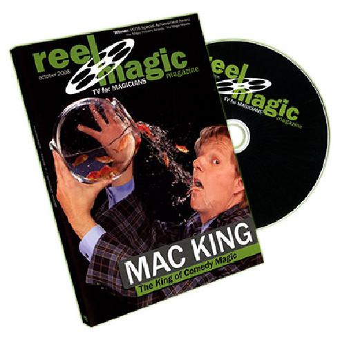REEL MAGIC 7 - MAC KING