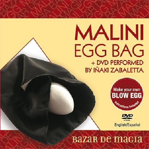 BOLSA HUEVO MALINI PRO - (BAZAR)