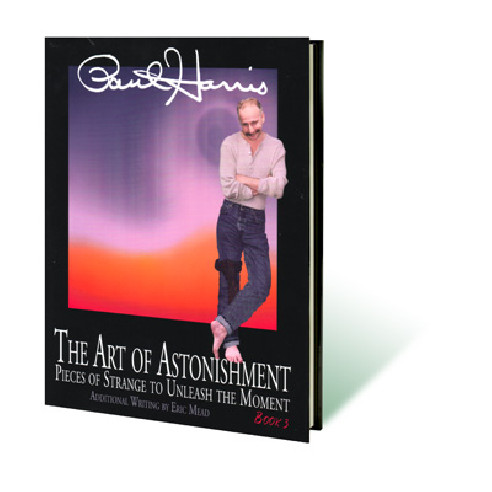THE ART OF ASTOSNISHMENT 3 - PAUL HARRIS