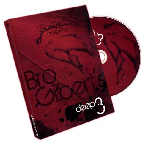 DEEP 3 - (PAUL HARRIS)-DVD + BARAJA