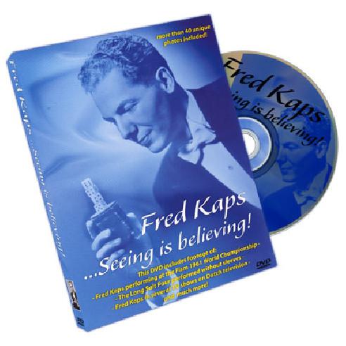 FRED KAPS - DVD