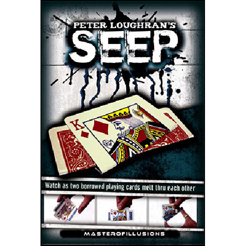 SEEP - PETER LOUGHRAM