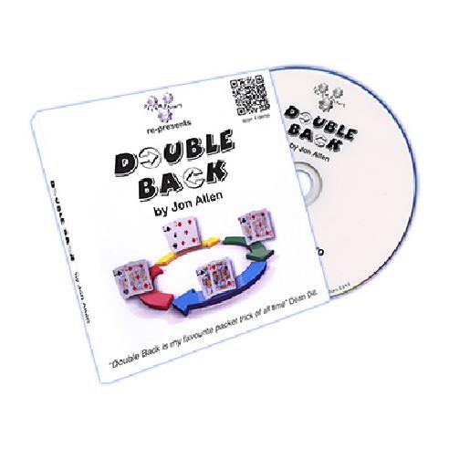 DOUBLE BACK - JON ALLEN + DVD