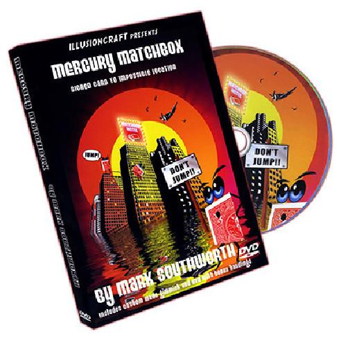 MERCURY MATCHBOX - DVD + GIMMICK