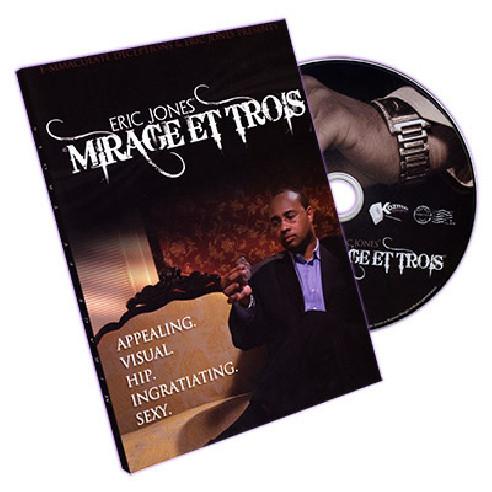 MIRAGE ET TROIS - ERIC JONES DVD