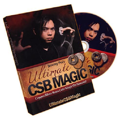 CSB MAGIC - DVD