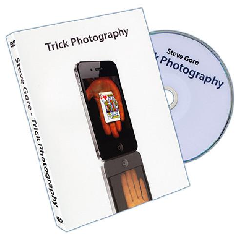 TRUCO FOTOGRÁFICO - DVD + GIMMICKS