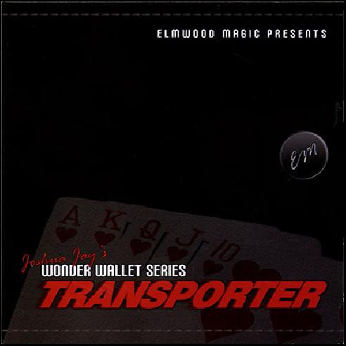 TRANSPORTER (DVD + GIMMICK) - JOSHUA JAY
