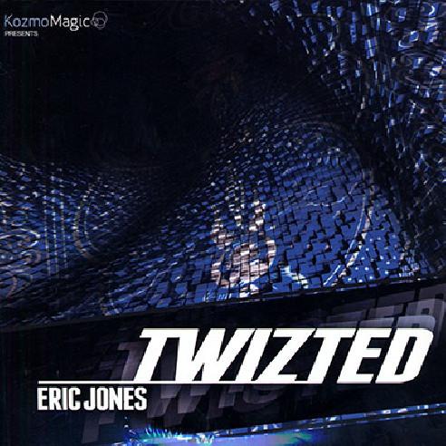 TWIZTED (CARTAS + DVD) - ERIC JONES