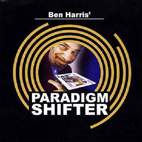 PARADIGM SHIFTER - BEN HARRIS