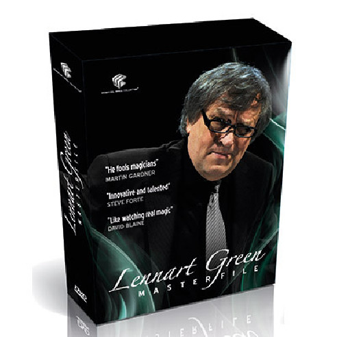 LENNART GREEN MASTERFILE ( 4 DVD )
