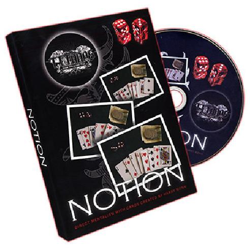NOTION (DVD + GIMMICKS)
