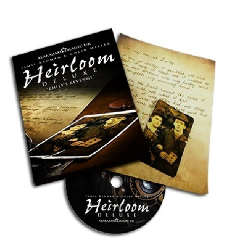 HEIRLOOM DELUXE  (DVD + MATERIALES)