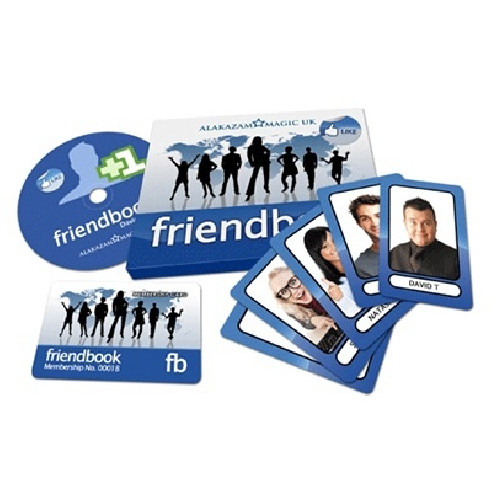 FRIENDBOOK (DVD + GIMMICKS)