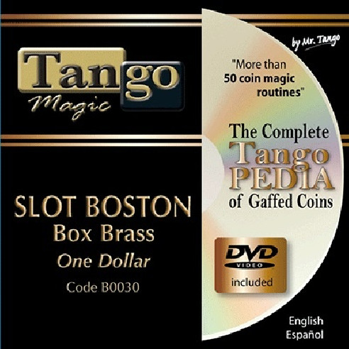 CAJA BOSTON SLOT TAMAÑO DOLAR - TANGO