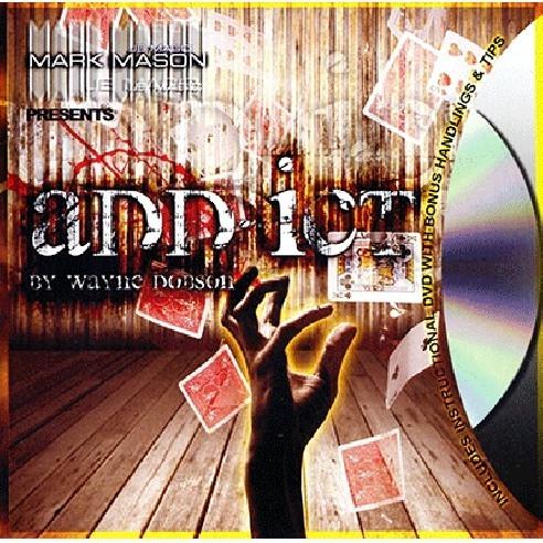 ADD-ICT (DVD + GIMMICK ROJO) - WAYNE...