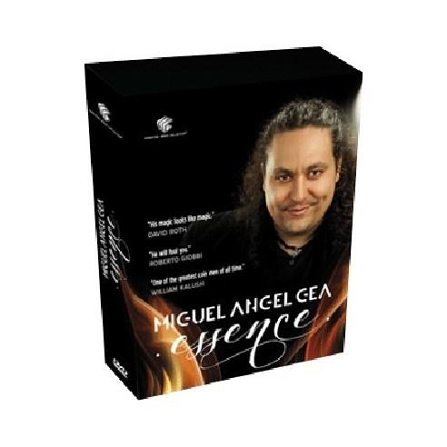 ESSENCE (4 DVD) - MIGUEL ANGEL GEA Y...