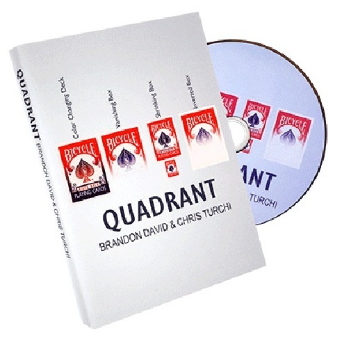 QUADRANT (DVD + GIMMICK)