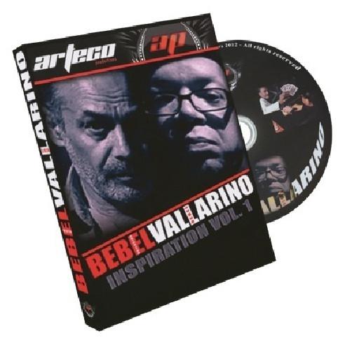 BEBEL VALLARINO - INSPIRACIÓN DVD 1