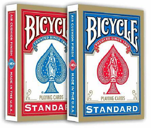 BARAJA BICYCLE 808 - ROJA
