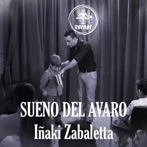 SUEÑO DEL AVARO - IÑAKI ZABALETTA