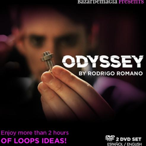 ODYSSEY (SET 2 DVD) - RODRIGO ROMANO