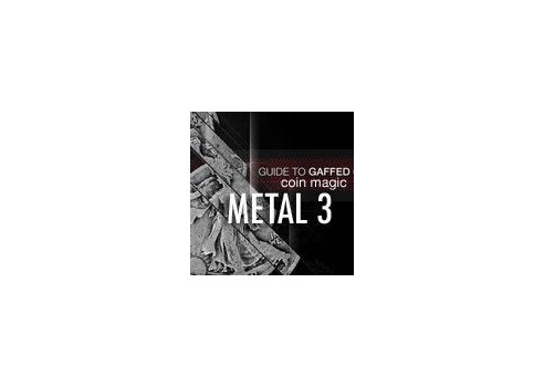 METAL 3 (ERIC JONES) - MONEDAS TRUCADAS