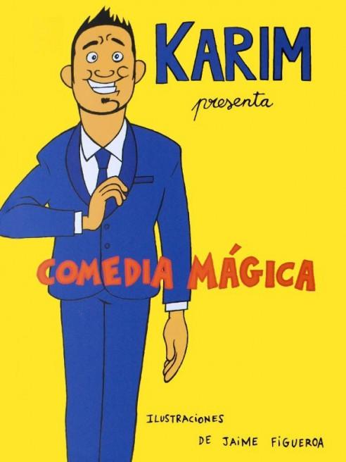 COMEDIA MÁGICA - KARIM